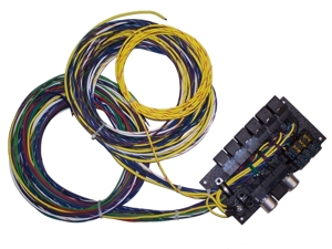 wiring harness kits for cars old discount wiring harness kits from midusa for harley davidson
