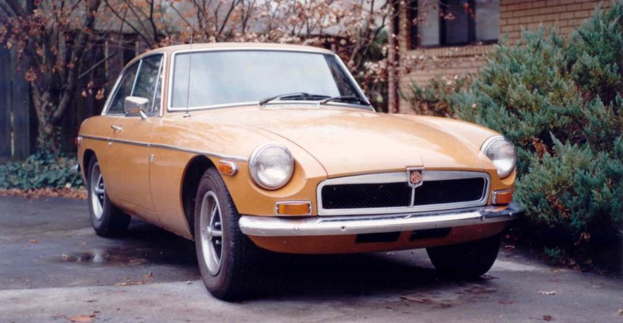 MGB GT V8 CONVERSION BY FAST CARS, Inc