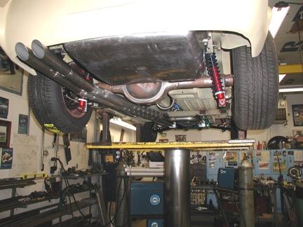 MGB GT V8 CONVERSION BY FAST CARS, Inc
